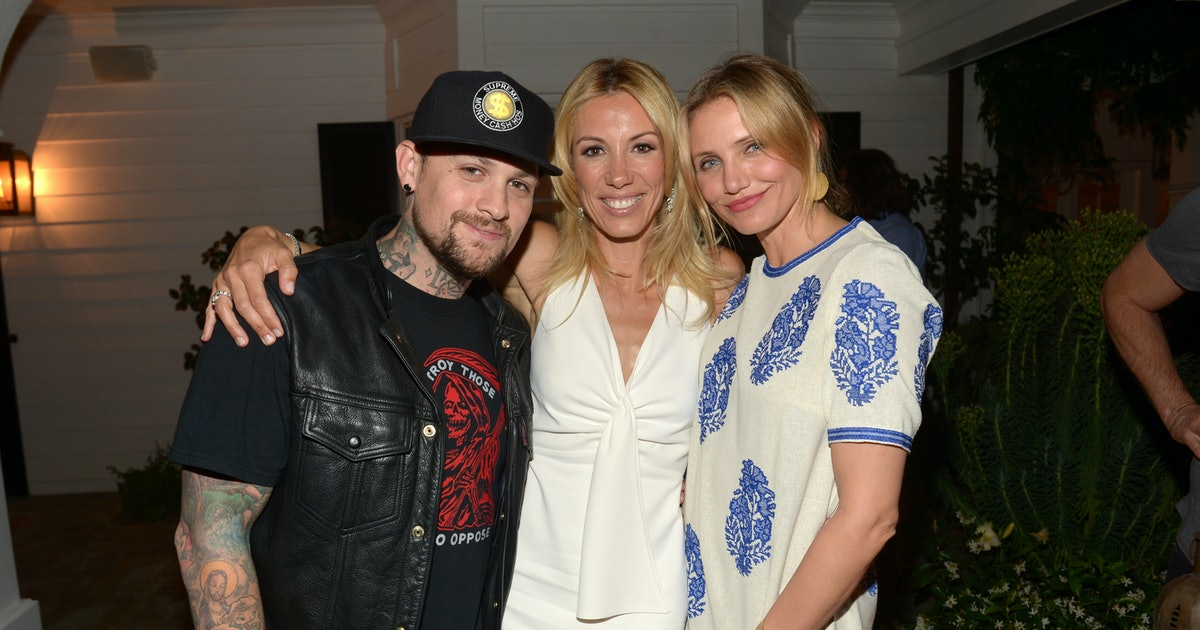 Cameron Diaz Discussed Husband Benji Madden In A Super Rare Interview Moment