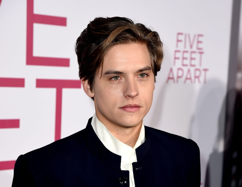 """LOS ANGELES, CALIFORNIA - MARCH 07: Dylan Sprouse arrives at the premiere of CBS Films' """"Five Feet Apart"""" at the Fox Bruin Theatre on March 07, 2019 in Los Angeles, California. (Photo by Kevin Winter/Getty Images)"""