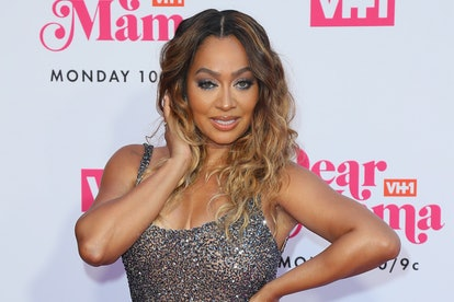 """LOS ANGELES, CALIFORNIA - MAY 02: La La Anthony attends VH1's Annual """"Dear Mama: A Love Letter To Mom"""" at The Theatre at Ace Hotel on May 02, 2019 in Los Angeles, California. (Photo by Leon Bennett/Getty Images)"""