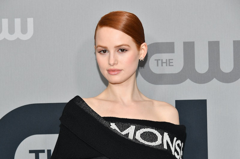NEW YORK, NY - MAY 17:  Madelaine Petsch attends the 2018 CW Network Upfront at The London Hotel on May 17, 2018 in New York City.  (Photo by Dia Dipasupil/Getty Images)