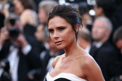 "CANNES, FRANCE - MAY 11:  Victoria Beckham attends the ""Cafe Society"" premiere and the Opening Night Gala during the 69th annual Cannes Film Festival at the Palais des Festivals on May 11, 2016 in Cannes, France.  (Photo by Andreas Rentz/Getty Images)"