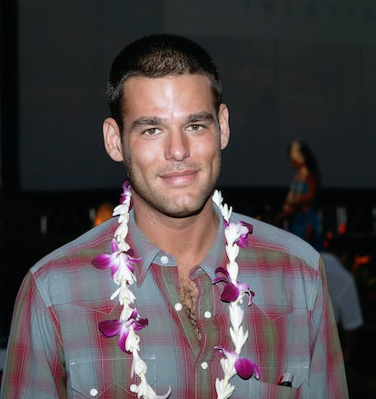 """HONOLULU, HI - AUGUST 29:  Actor Ivan Sergei attends the world premier of NBC's new police drama """"Hawaii"""" at Queen's Surf Beach on August 29, 2004 in Waikiki, Hawaii.  (Photo by Marco Garcia/Getty Images)"""