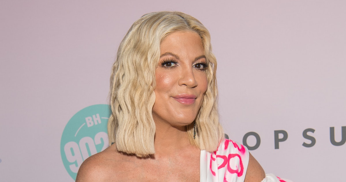 Who Is Tori Spelling Married To In 2019? The 'BH90210' Star Has One Big, Happy Family