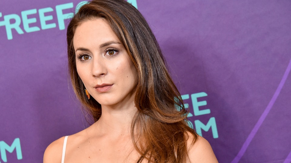 BEVERLY HILLS, CA - AUGUST 04:  Actress Troian Bellisario attends the Disney ABC Television Group TCA Summer Press Tour on August 4, 2016 in Beverly Hills, California.  (Photo by Mike Windle/Getty Images)