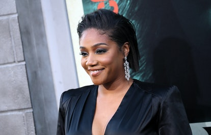 """HOLLYWOOD, CALIFORNIA - AUGUST 05: Tiffany Haddish attends the premiere of Warner Bros Pictures' """"The Kitchen"""" at TCL Chinese Theatre on August 05, 2019 in Hollywood, California. (Photo by David Livingston/Getty Images)"""