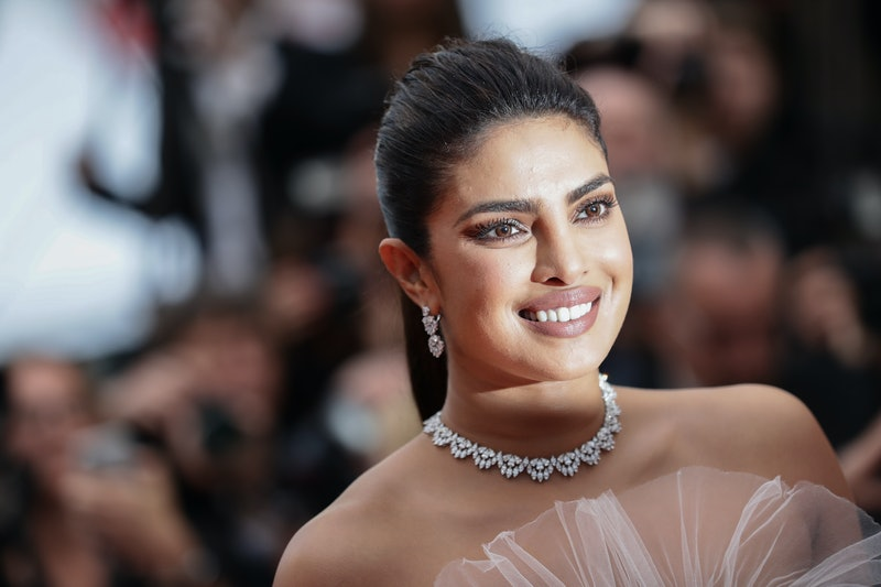 """CANNES, FRANCE - MAY 18:  Priyanka Chopra attends the screening of """"Les Plus Belles Annees D'Une Vie"""" during the 72nd annual Cannes Film Festival on May 18, 2019 in Cannes, France. (Photo by Vittorio Zunino Celotto/Getty Images)"""