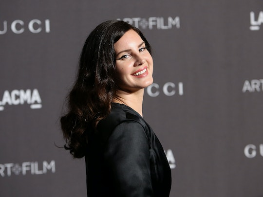 LOS ANGELES, CALIFORNIA - NOVEMBER 03: Lana Del Rey attends the 2018 LACMA Art + Film Gala at LACMA on November 03, 2018 in Los Angeles, California. (Photo by Jesse Grant/Getty Images)