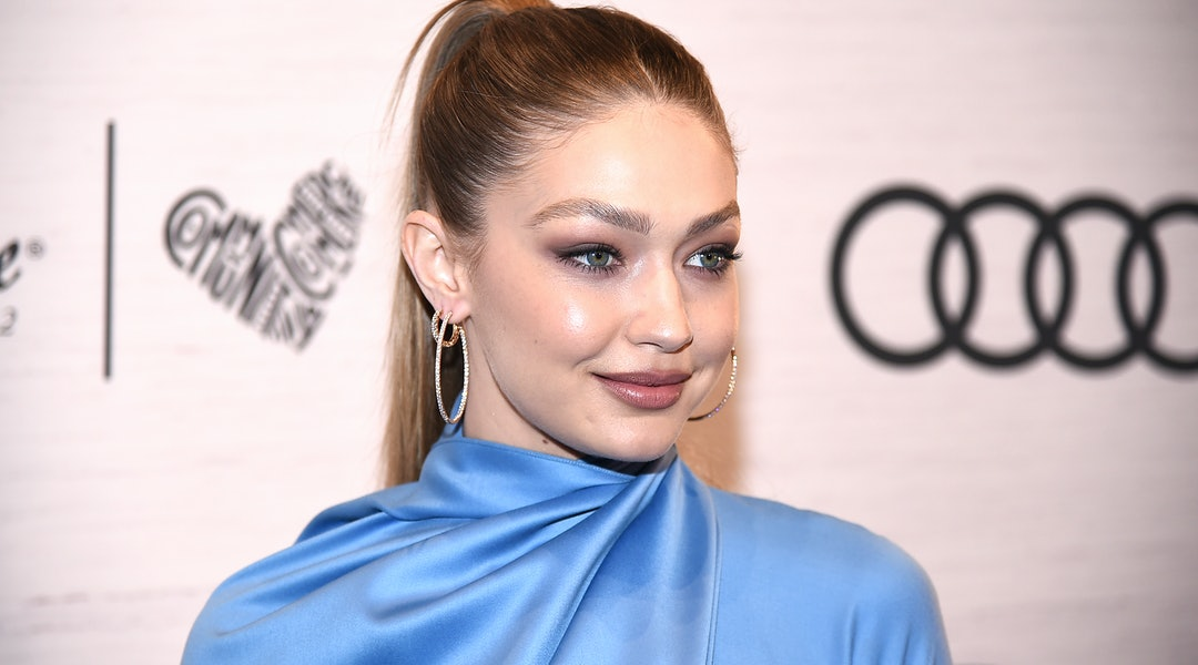 NEW YORK, NEW YORK - APRIL 05:  Gigi Hadid attends Variety's Power Of Women: New York at Cipriani Midtown on April 05, 2019 in New York City. (Photo by Theo Wargo/Getty Images)