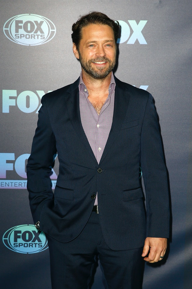 NEW YORK, NY  MAY 13: Jason Priestley attends the 2019 FOX Upfront at Wollman Rink, Central Park on May 13, 2019 in New York City. (Photo by Dominik Bindl/Getty Images)