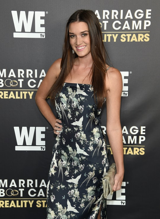 NEW YORK, NY - SEPTEMBER 22:  Jade Roper attends The Season 6 Premiere of Marriage Boot Camp Reality...
