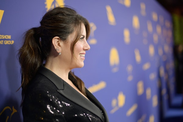 LOS ANGELES, CA - OCTOBER 24:  Monica Lewinsky attends the 7th Annual Australians in Film Awards Gala at Paramount Studios on October 24, 2018 in Los Angeles, California.  (Photo by Matt Winkelmeyer/Getty Images for for Australians in Film)