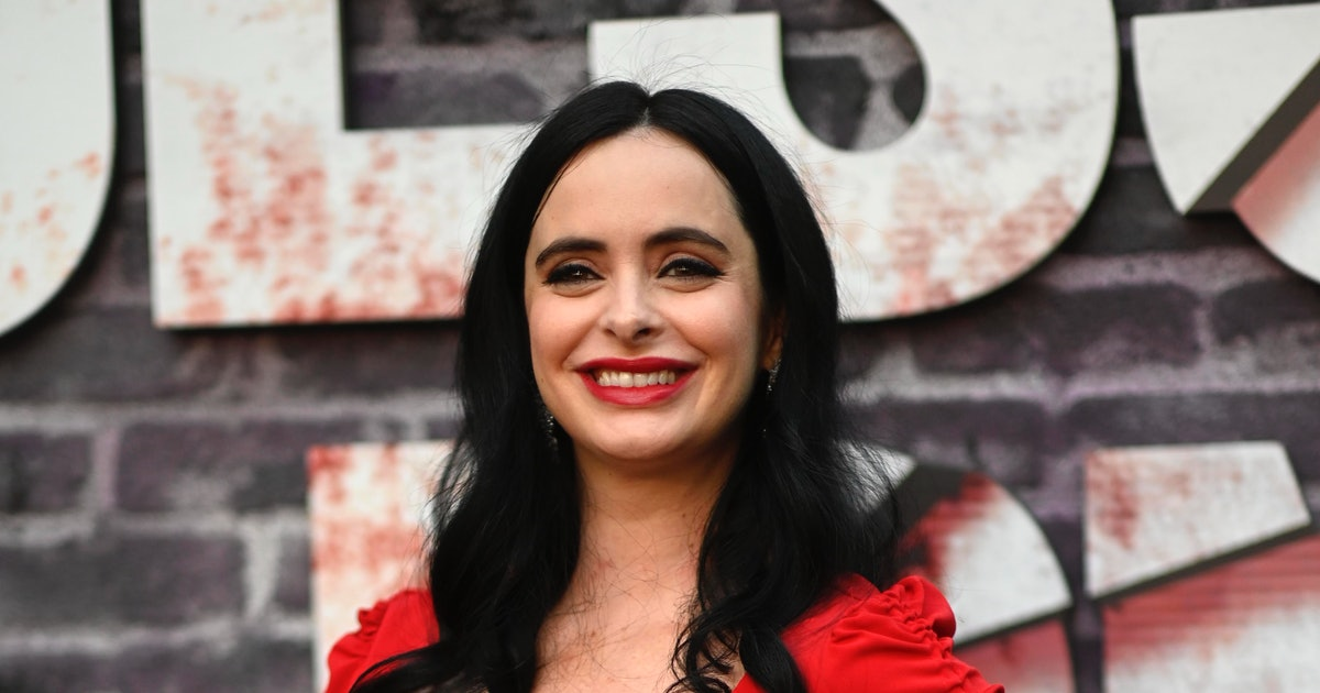 Krysten Ritter's Baby Name Will Make Comic Fans So Happy, According To A New Report