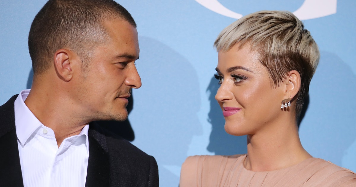 Orlando Bloom & Katy Perry Met Over Cheeseburgers & It's Kinda The Cutest Thing Ever