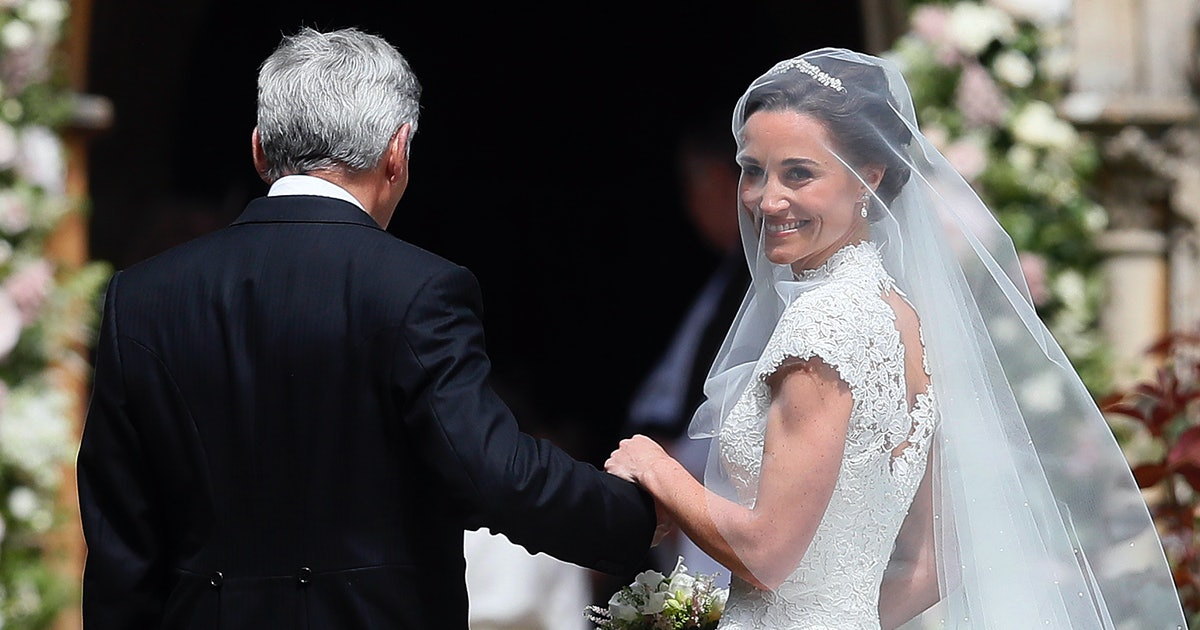 Pippa Middleton's Art Deco Engagement Ring Is A Style That's Majorly Trending