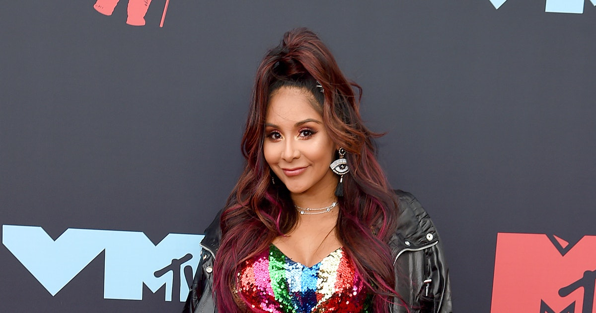Nicole 'Snooki' Polizzi's Three Month Update For Son, Angelo, Is A Total Mom Of Three Moment