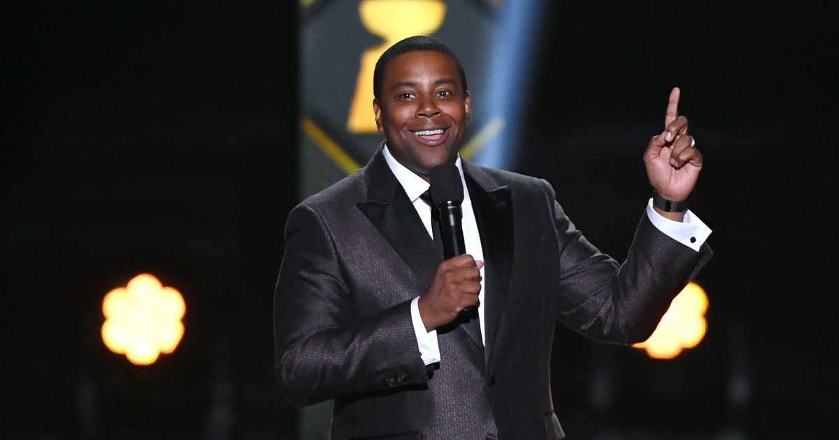 Kenan Thompson Knows How To 'Bring The Funny' In Any Situation — EXCLUSIVE