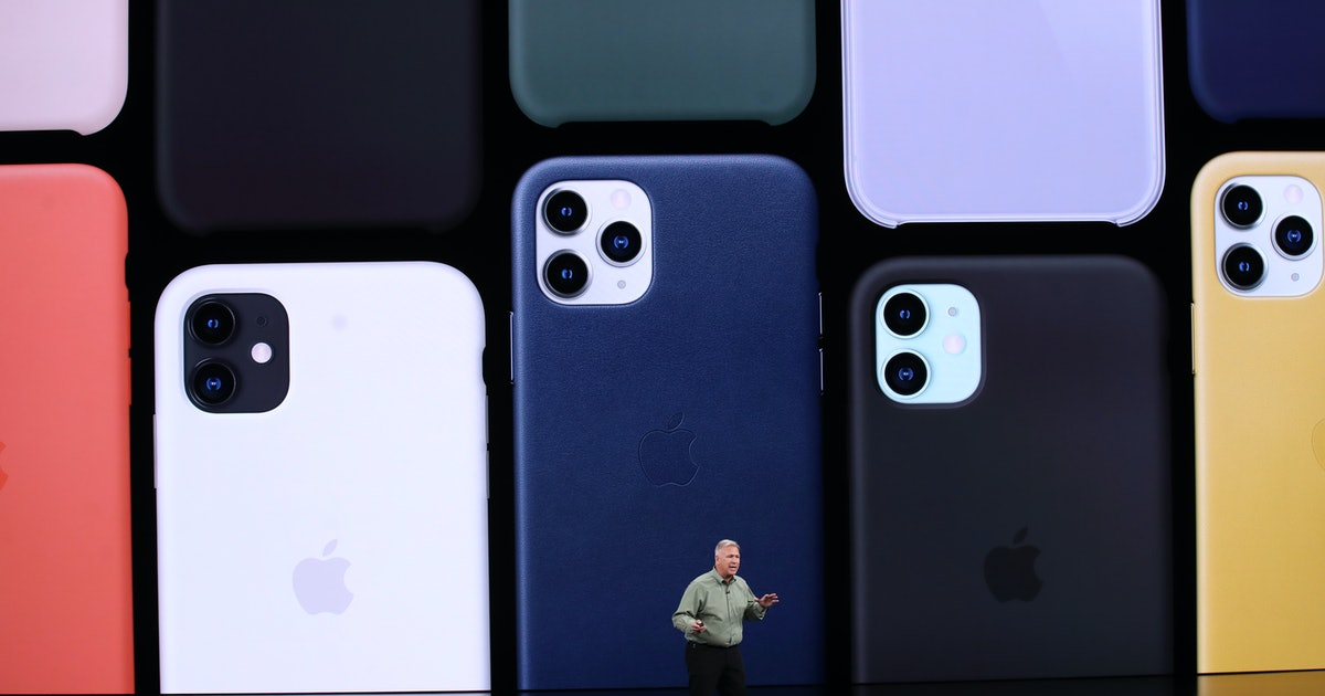 What Colors Do The New iPhone 11 Models Come In? Here Are All The Options