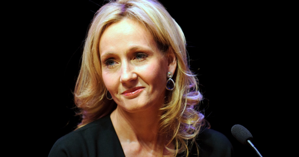 JK Rowling Has Donated £15.3m To The Scottish Neurology Clinic Named After Her Mother