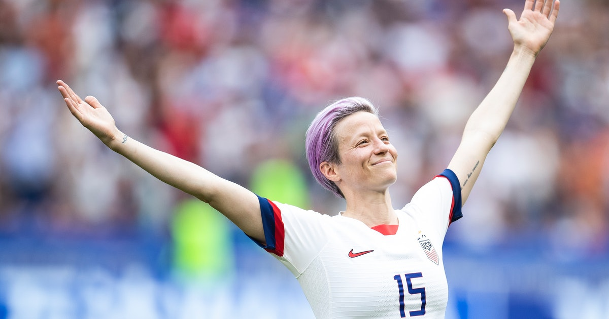 "Megan Rapinoe's Response To Being Called ""Arrogant"" Highlighted This Double Standard For Women In Sports"