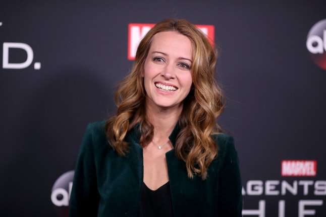 Person of Interest star Amy Acker