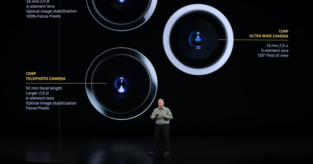 Why Are There 3 Cameras On The iPhone 11 Pro? Here Are The Reasons For The Multiple Lenses