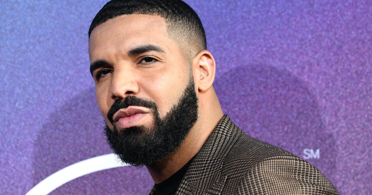 Drake's 'Degrassi' Throwback Instagram Shows His TV Days Still Haunt Him — PHOTOS