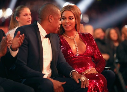 Sexy couples costume for Halloween: Beyoncé and Jay-Z