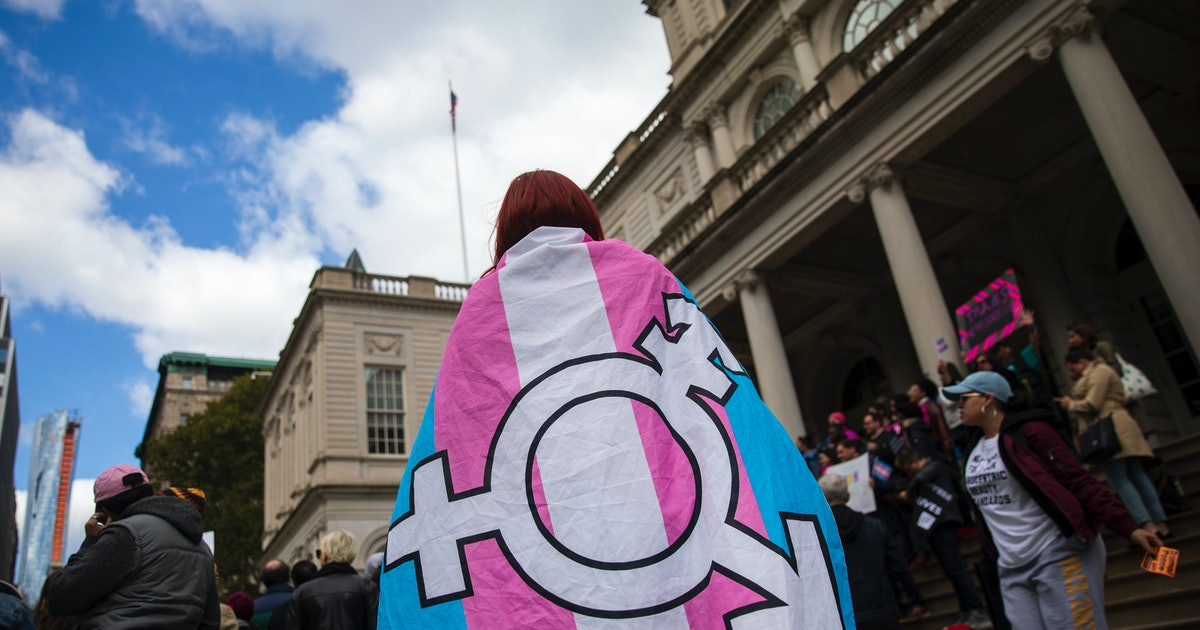 London's First Trans+ Pride March Is Happening This Weekend & Here's Everything You Need To Know