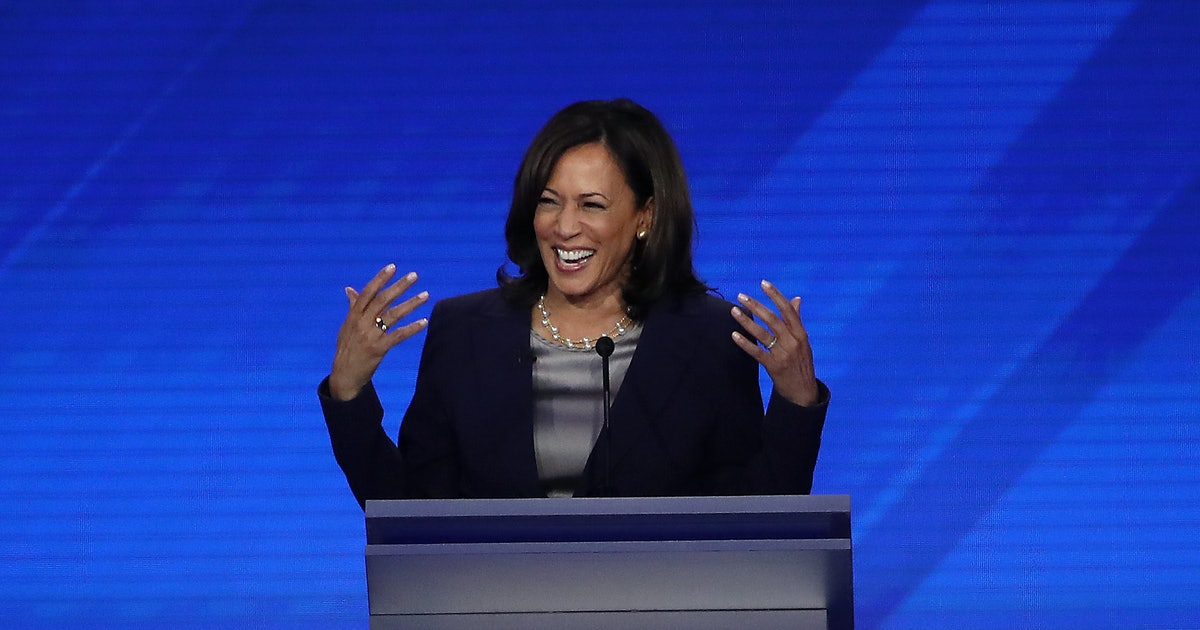 Mom & Dad Jokes At The Democratic Debate Were The Real Winner Of The Night