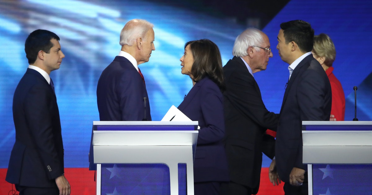 How To Rewatch The Third Democratic Debate If You Didn't See The Action Unfold Live