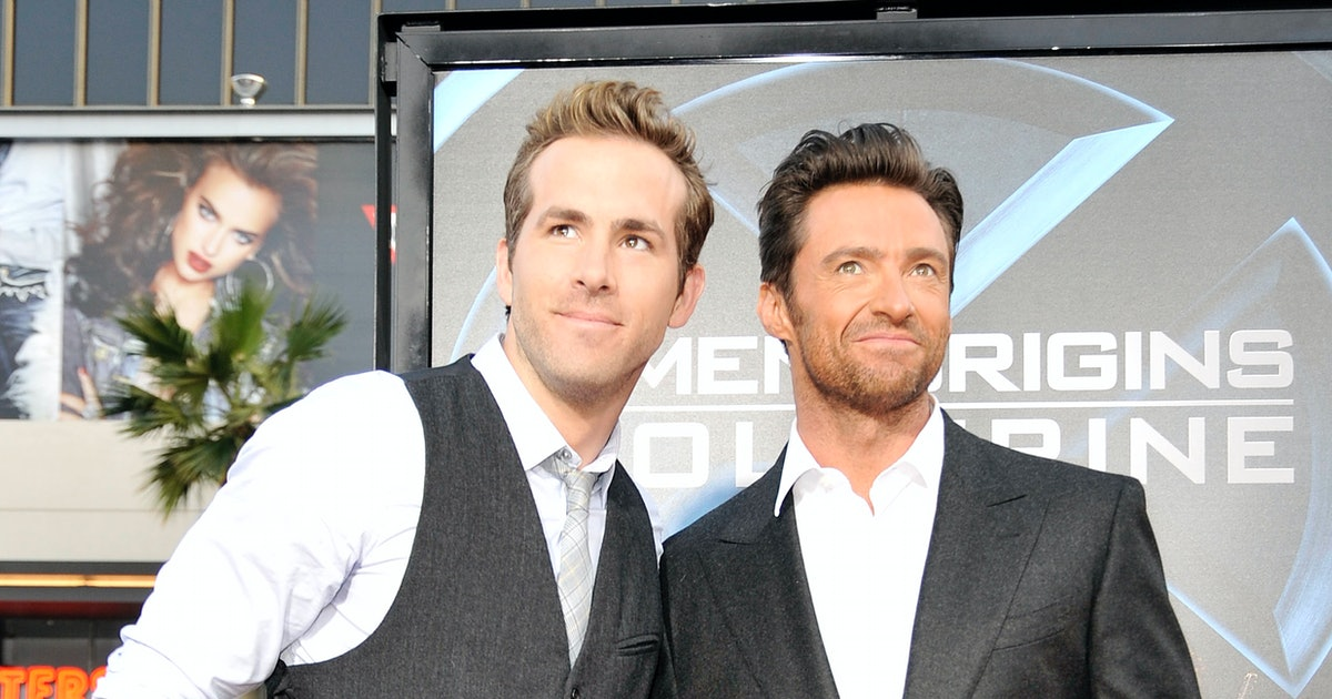 Ryan Reynolds' Tribute To Hugh Jackman Is A Rare, Sincere Moment In All Of Their Trolling