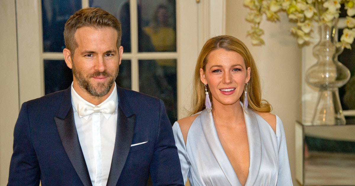 Blake Lively & Ryan Reynolds' Zodiac Signs Confirm These Two Are A Perfect Team