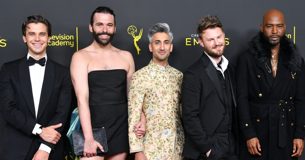 The 'Queer Eye' Emmy Win Is A Testament To The Reboot's Commitment To LGBTQ+ Visibility