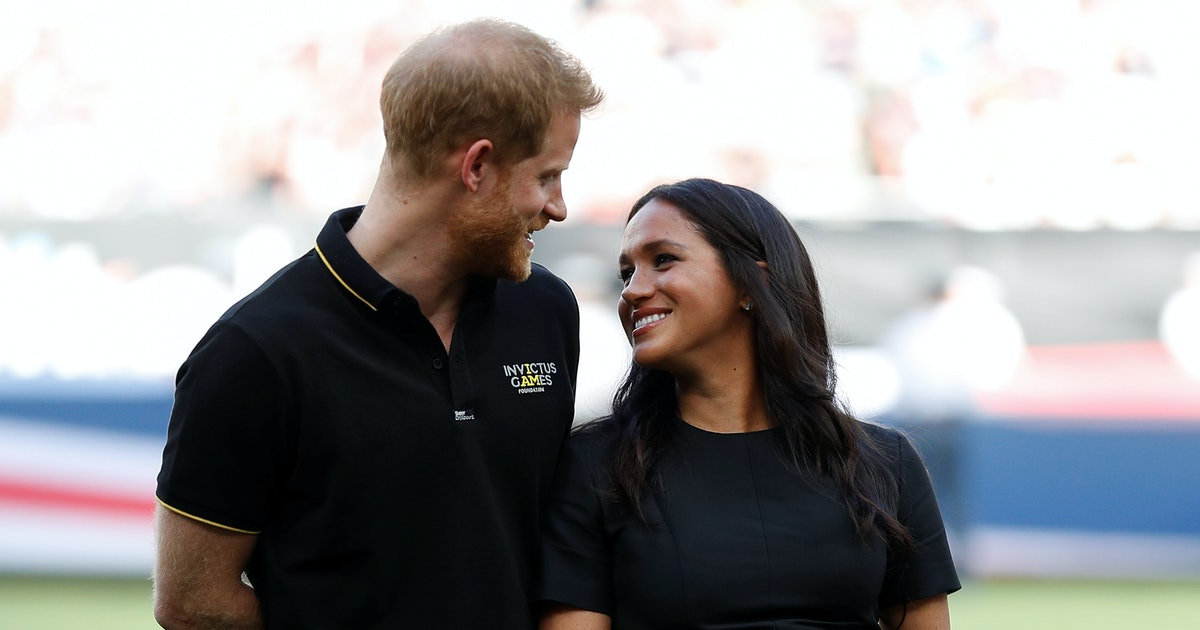 Meghan Markle's Birthday Message To Prince Harry Includes An Unseen Photo Of Baby Archie