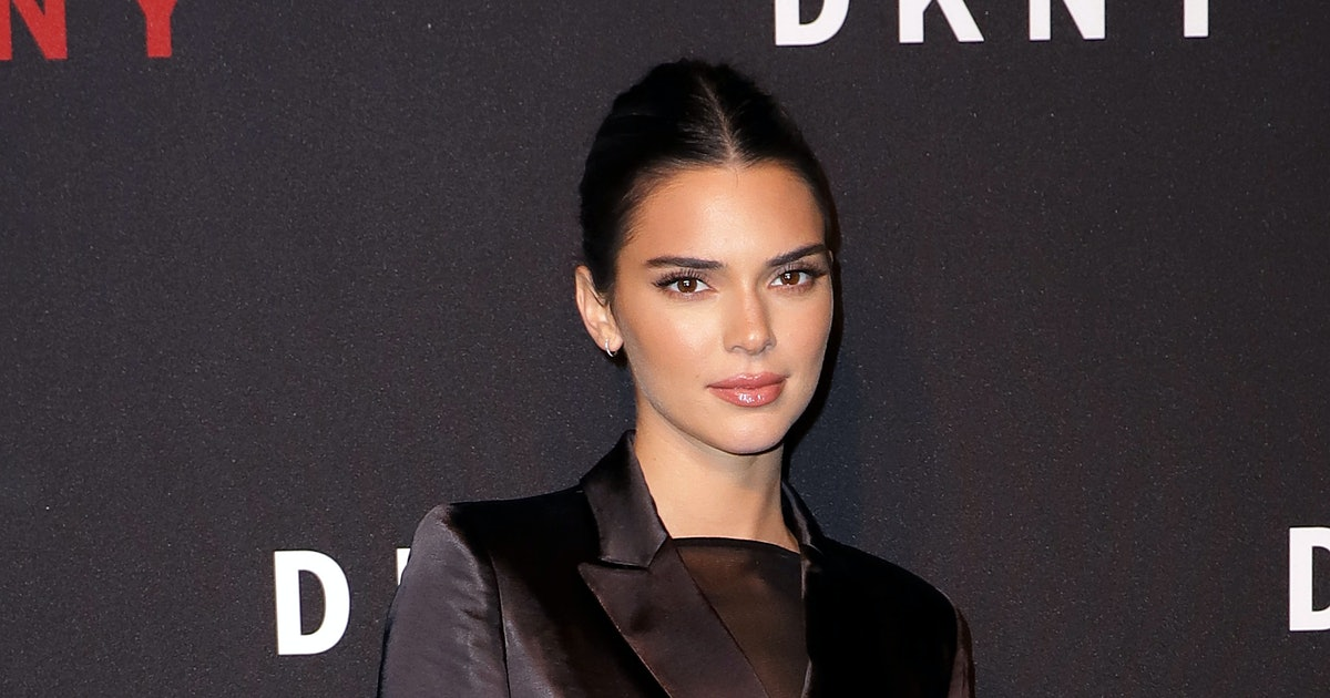Kendall Jenner Dyed Her Hair Blonde For The Burberry Runway