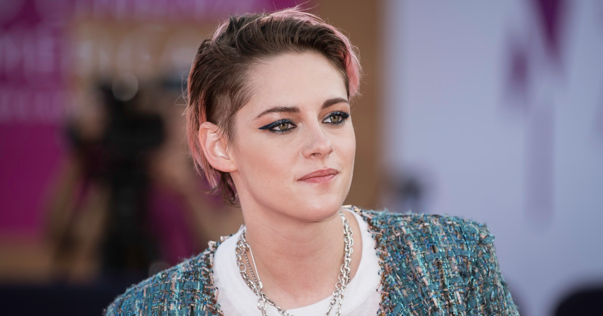 Is Kristen Stewart's Pink Hair Real? She Has A Punk Rock Pixie