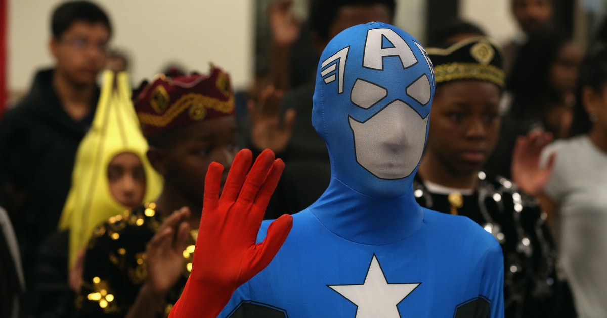 9 Avengers Halloween 2019 Costumes That'll Give Your Whole Family Superpowers