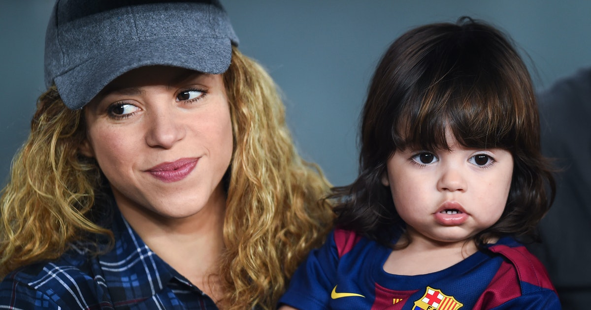 Does Shakira Have Kids? The Working Mom Uses FaceTime To Stay In Touch With Her Adorable Family