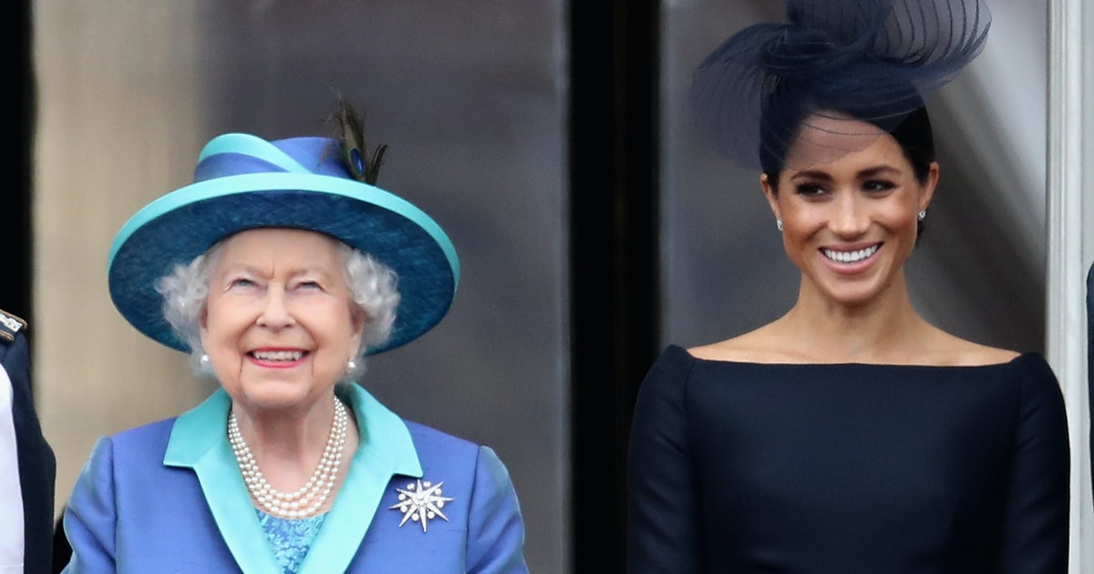 Meghan Markle's Tea Date With The Queen Reportedly Required Homework