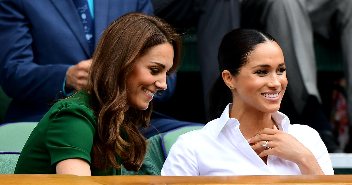 This Meghan Markle & Kate Middleton Friendship Update Hurts