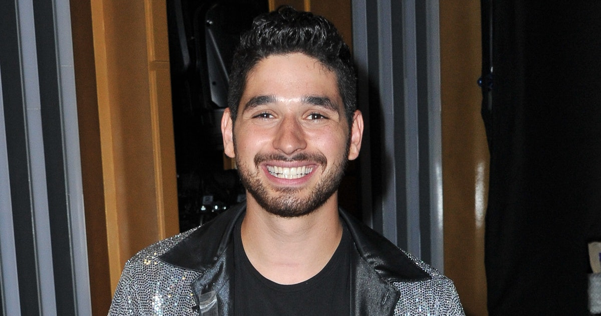 Alan Bersten's Instagram Shows The 'DWTS' Pro Has Another 'Bachelor' BFF