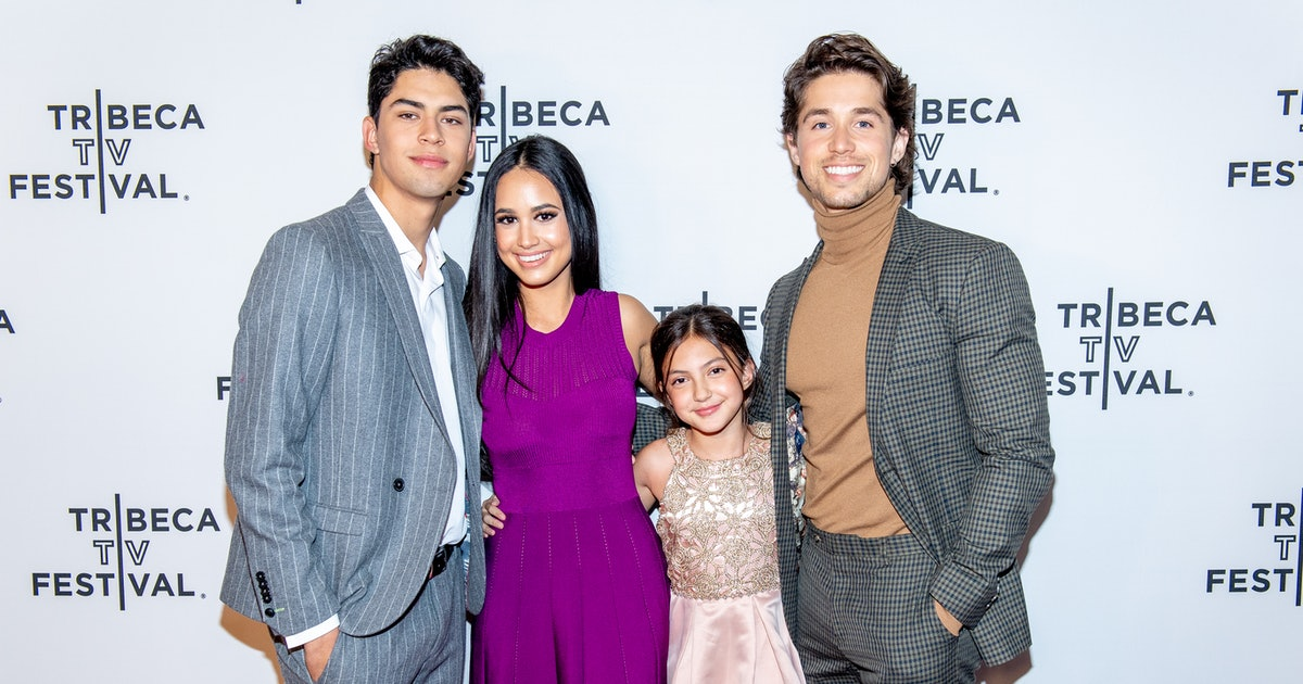 The 'Party of Five' Cast Has An Important Message About Family — EXCLUSIVE