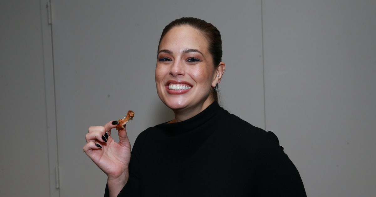Ashley Graham's Pregnancy Cravings Are All About Delicious Snacking