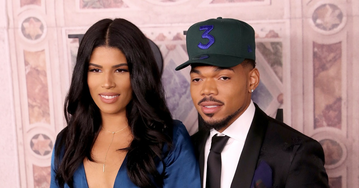 """Chance The Rapper Says Raising 2 Kids Is """"Way Harder"""" Than He Thought"""