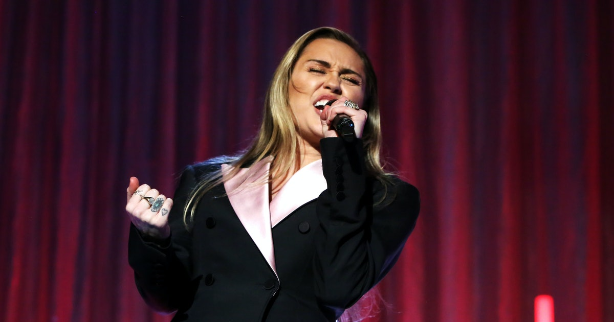 Miley Cyrus' Song Lyrics About Love Get To The Heart Of Heartbreak