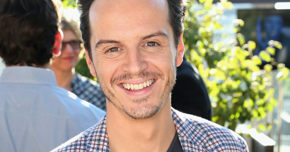Is Andrew Scott Single? 'Fleabag's Hot Priest Keeps His Personal Life Private