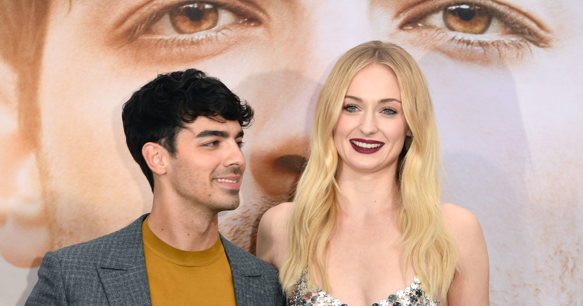Joe Jonas' Instagram Story About Sophie Turner's Emmy Nomination Is Perfect