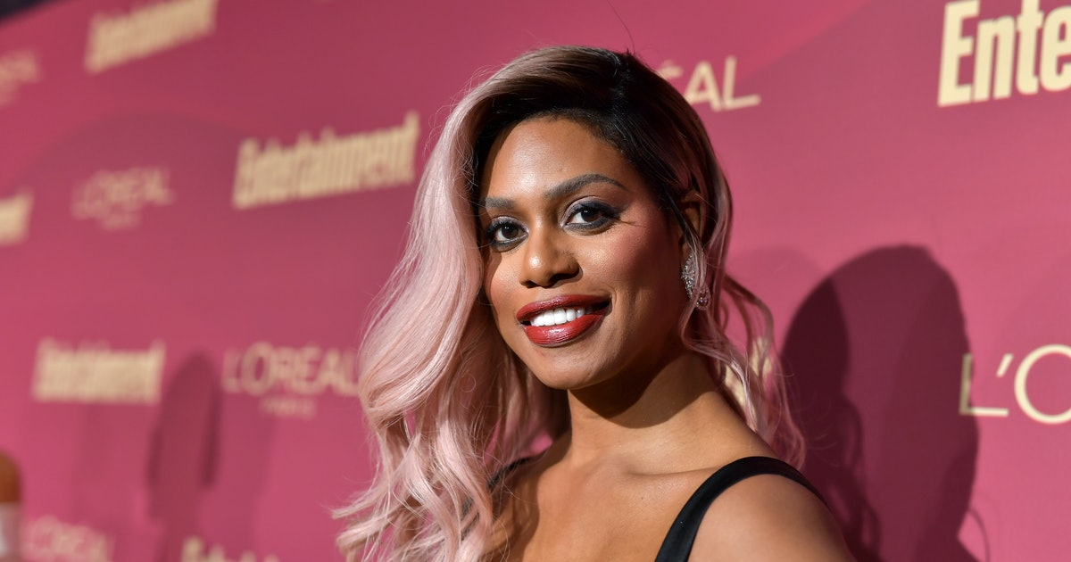 Laverne Cox's 2019 Emmys Date Is Bringing Attention To A Vital Court Case