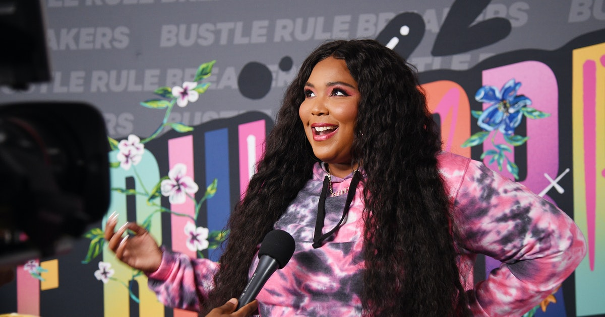 Lizzo Wants Fans To Run For Office & Has Some Strong Words Of Encouragement