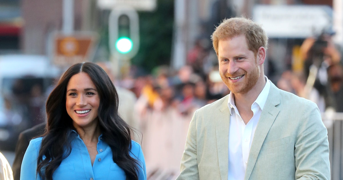 Prince Harry's Baby Archie Update Reveals The Young Royal Loves A View
